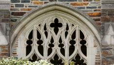 Gothic Architecture at Duke University